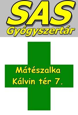 SAS Gyógyszertár